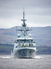 HMS Spey (P234) passing Greenock - 28 October 2020