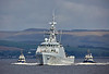 (HMS) Forth at Greenock - 30 August 2017