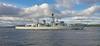 'HMS Somerset (F82) off Port Glasgow - 3 September 2015