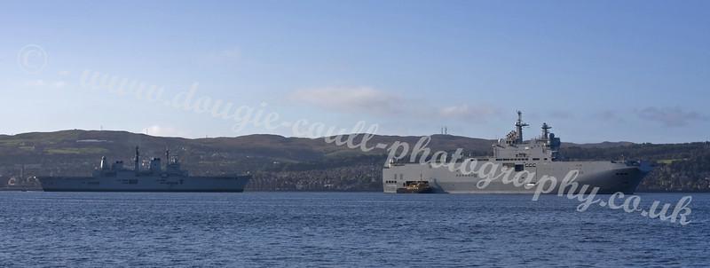 FS Tonnerre & Ark Royal