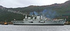 Ark Royal - Arriving at Glen Mallon