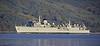 HMS Cattistock (M31) and HMS Grimsby (M108) off Faslane - 24 September 2018
