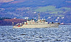 Belgian Minesweeper M924 - Primula - River Clyde