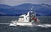 HMS Tracker (P274) - Off Port Glasgow - 12 March 2013