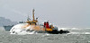 SD Tug Makes Heavy Weather