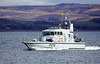 HMS Raider (P275) - Off Port Glasgow - 12 March 2013