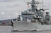 HMS Sutherland - 26 September 2011