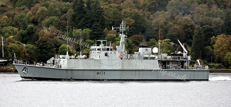 HMS Walney (Now Decommissioned)