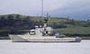 HMS Severn - Off Roseneath - 1 December 2011
