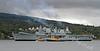 Ark Royal approaches Faslane Naval Base