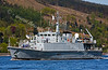 HMS Ramsey - M110 - Sandown Class Minehunter - Royal Navy.