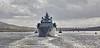 'HMS Bulwark' at Bowling - 2 May 2016