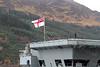HMS Illustrious - Loch Long - 13 February 2012