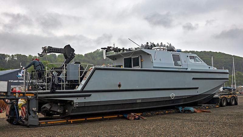 Rnmb Hebe at Kip Marina - 3 June 2021