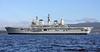 Ark Royal - River Clyde - 5 October 2008