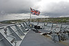 HMS Clyde Bow - 26 May 2007