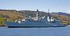 HMS Cornwall - F99 - Royal Navy Type 22 Frigate - 11 May 2009