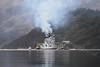 HMS Illustrious - Glen Mallon - Loch Long - 5 February 2012