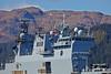 HMS Ocean Off Glen Mallan - 25 April 2015015