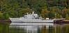 'HMS Mersey' (P283) berthed at Faslane - 26 September 2015