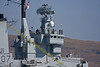 Ark Royal (R07) Departs Faslane in the Sunshine