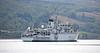 HMS Ledbury (M30) at Faslane Naval Base - 29 May 2021