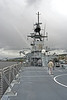 HMS Clyde from the Stern - 26 May 2007