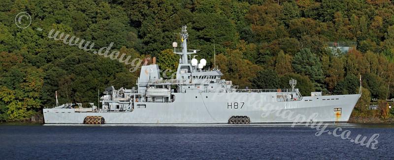 HMS Echo - H87