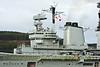 HMS Illustrious - Bridge