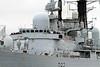 HMS Liverpool - Off Braehead - 27 February 2012
