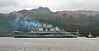 HMS Ark Royal - Final Journey Leaving Loch Long