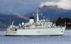 HMS Brocklesby (M33) - Gareloch