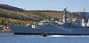 HMS Cornwall - MOD Police on Duty