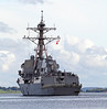 USS Bainbridge - DDG 96 - Gareloch