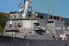 USS Arleigh Burke - DDG-51 - Leaving Faslane