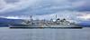 USNS Supply (T-AOE-6) at Greenock - 26 May 2021
