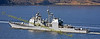 USS Vicksburg (CG69) - Ticonderoga Class Guided Missile Cruiser - Loch Long
