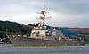 USS Ramage American DDG 61 Destroyer
