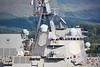 USS Farragut (DDG-99) off Cloch Lighthouse, Gourock - 9 July 2018