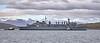 USNS Supply (T-AOE-6) at Hunterston - 6 May 2021