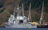 USS VICKSBURG (CG69) - Ticonderoga Class Guided Missile Cruiser
