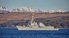 USS Gridley (DDG-101) off Gourock - 15 November 2019