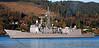 USS Warship John L Hall FFG 32