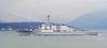 USS Ross - Arleigh Burke Destroyer - Passing Cloch Point