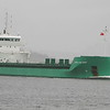 ARKLOW BAY, Flag: Netherlands, 5,065 GRT, River Clyde March 2015