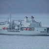 A-387 RFA FORT VICTORIA, UK, River Clyde March 2015