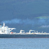 DHT TARGET, Flag: Marshall Is, 82,250 GRT, River Clyde August 2014