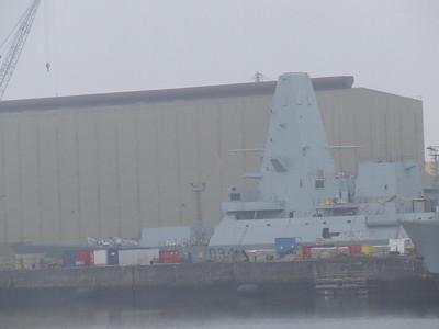 Braehead, 21st December 2007