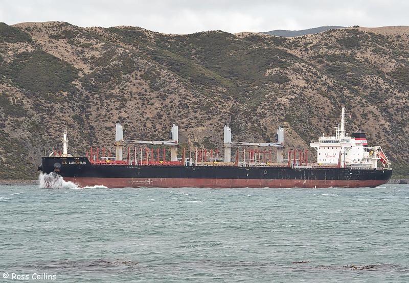'La Landrias' at Wellington, 23 March 2020