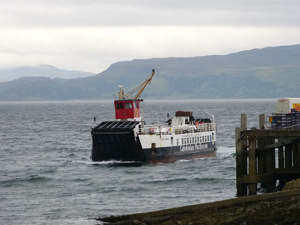 Caledonian MacBrayne - 'Loch Linnhe' 120903 Kilchoan